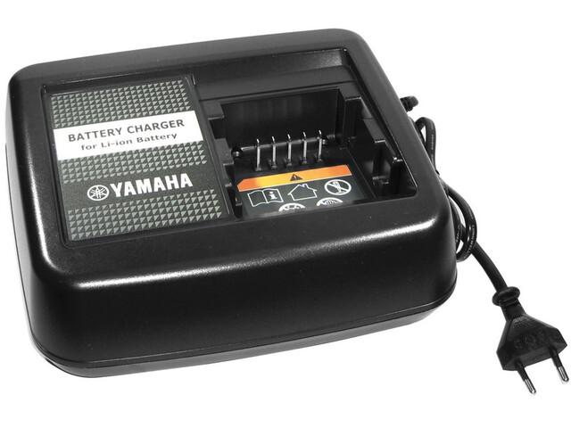 Yamaha E-Bike Cargador de batería - Cargador de batería - para Displays de los años 2013 + 2014 negro